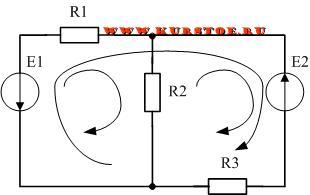 ветви электрической схемы